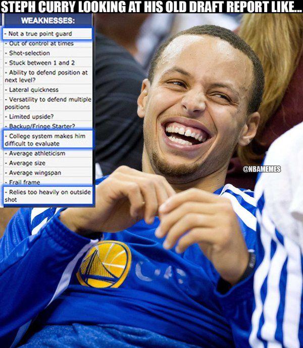 RT @NBAMemes: Steph Curry proved them wrong. - http://nbafunnymeme.com/nba-funny-memes/rt-nbamemes-steph-curry-proved-them-wrong