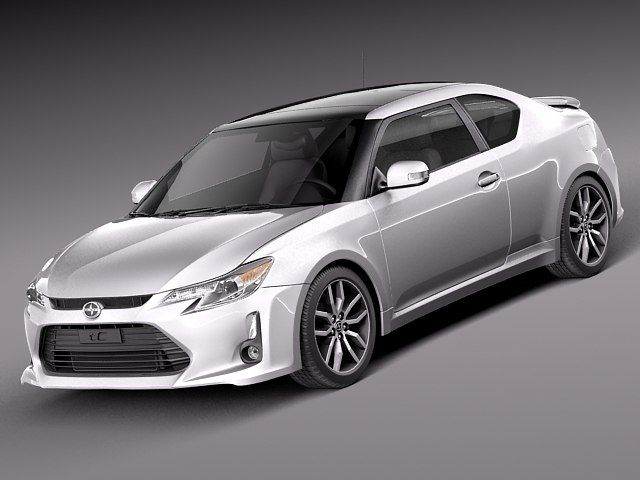2013 2014 Sport Coupe Max - 3D Model