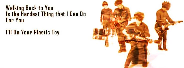 The Jesus and Mary Chain - Just Like Honey Facebook Cover