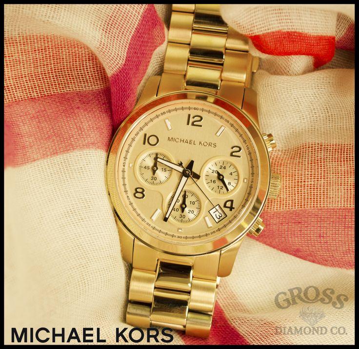 #MichaelKors Rose Tone Watch #Valentine #ValentinesDay