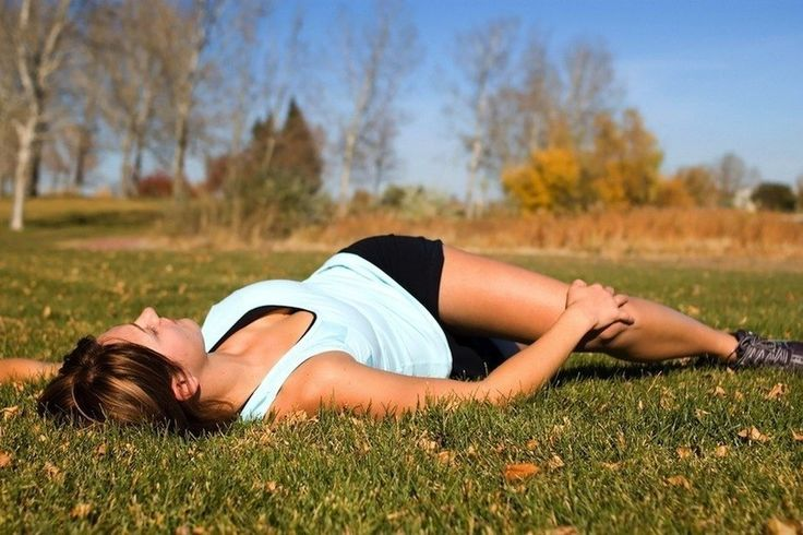 Simple Yoga Poses To Ease Lower Back Pain