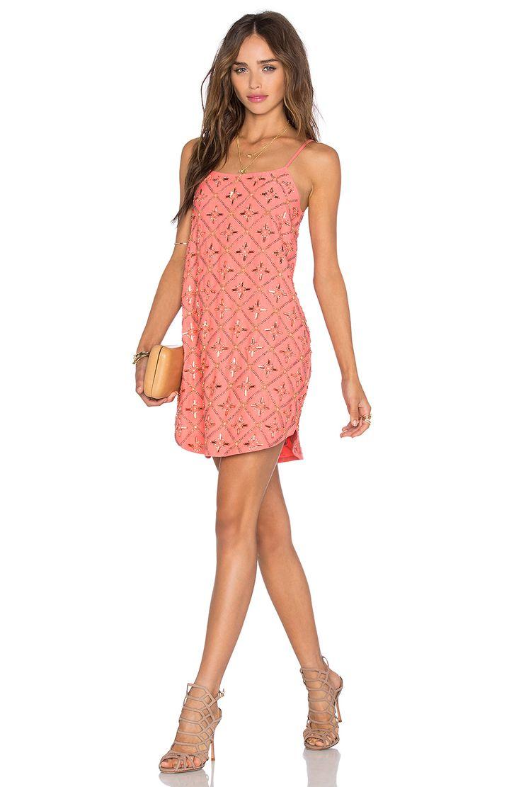 NBD Hypnotize Me Dress in Pink