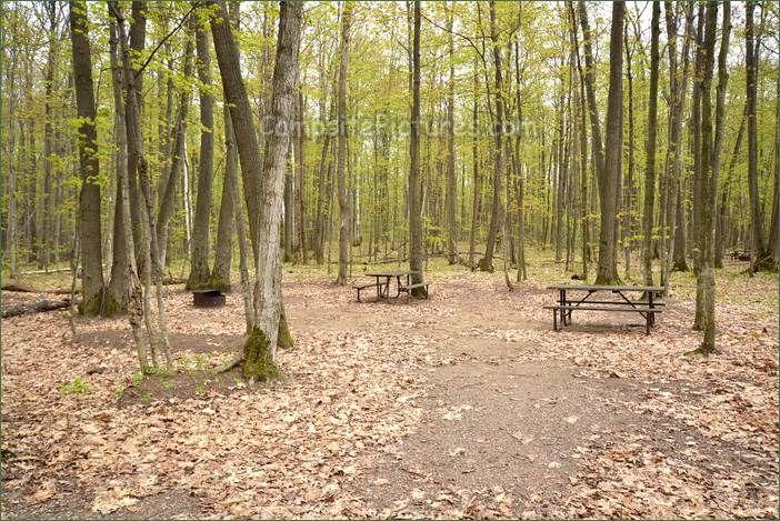 Awenda Provincial Park Ontario Canada