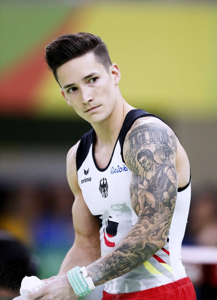 Marcel Nguyen (Germany) - Men's Artistic Gymnastics