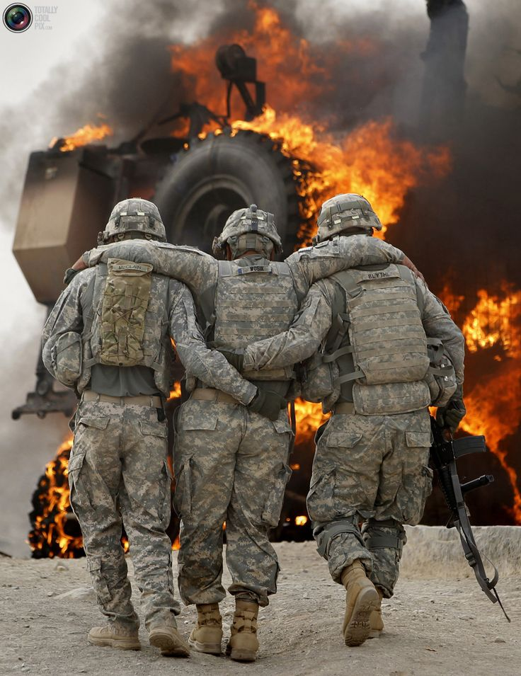 Soldiers | Afghanistan War One the main themes in the novel is War, specifically in Iraq, and other muslim countries. This three marine soldiers purely express the honor and bravery of going to war.