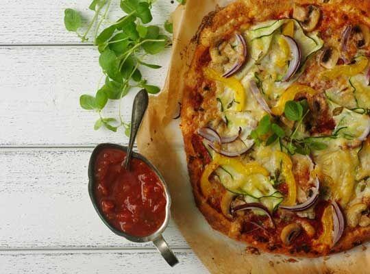 Pizzataikina - Risenta AB