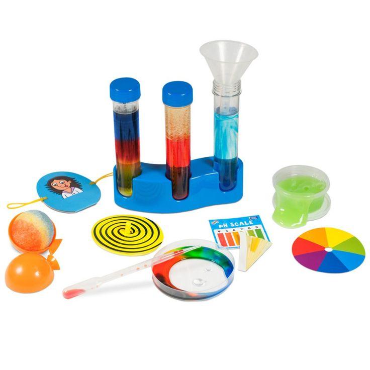 Galt Science lab - wetenschappelijke experimenten