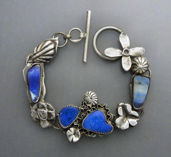 Temi Kucinski - Blue Opal Construction # 1