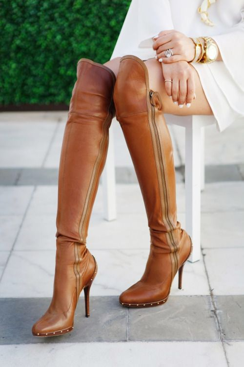 jamessoumis:  Now, this is what I call a finely crafted boot!
