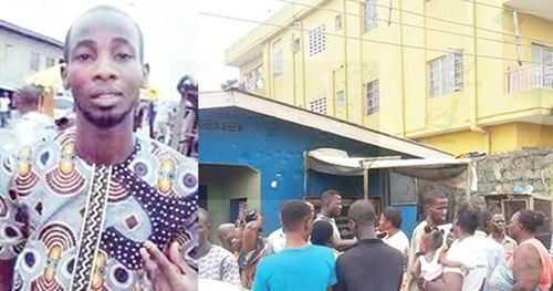 Birthday Party Turns Bloody as Trigger-happy Police DPO Shoots Man to Death During Raid in Lagos (Photo)