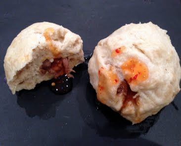 Chinese Steamed Buns With Duck recipe snapshot