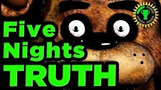 Game Theory: Five Nights at Freddy's SCARIEST Monster is You! - YouTube