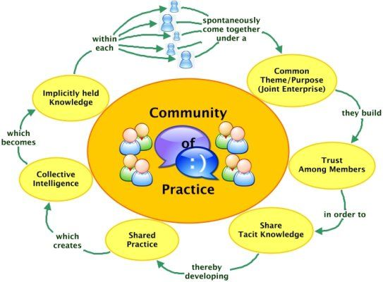 Communities of Practice – A Framework for Learning and Improvement