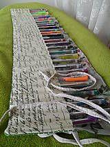 Iné tašky - Na veľkú kopu farbičiek - 4527494_