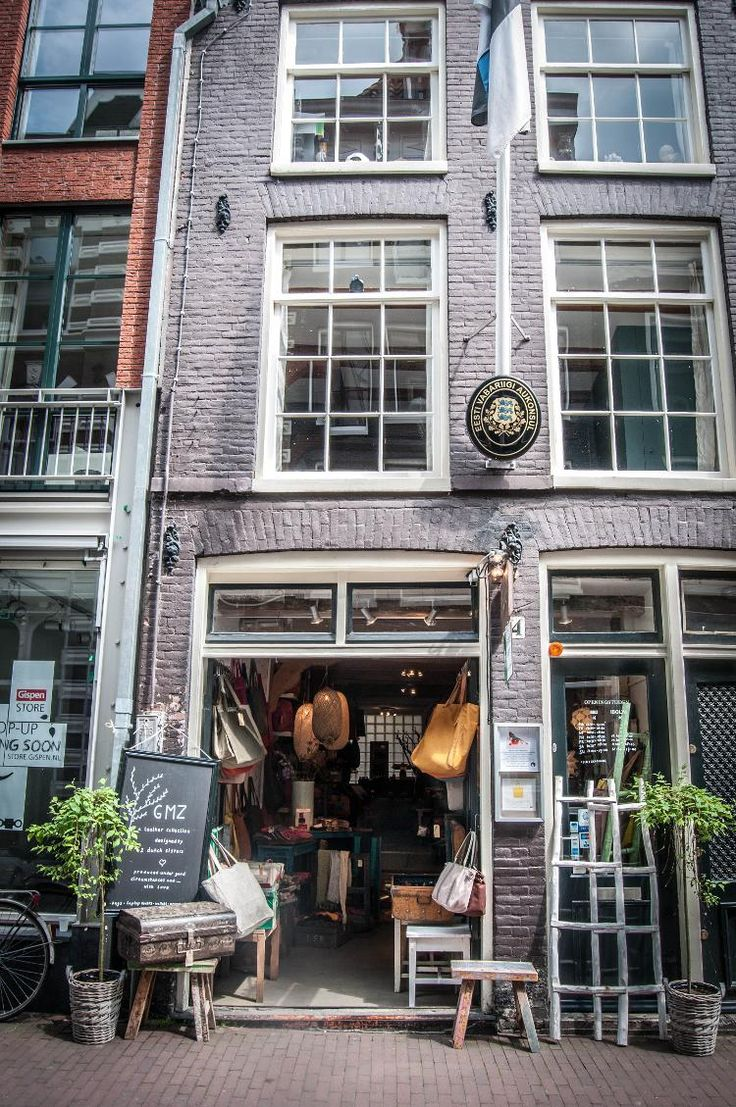 Oude Spiegelstraat in Amsterdam, Noord-Holland