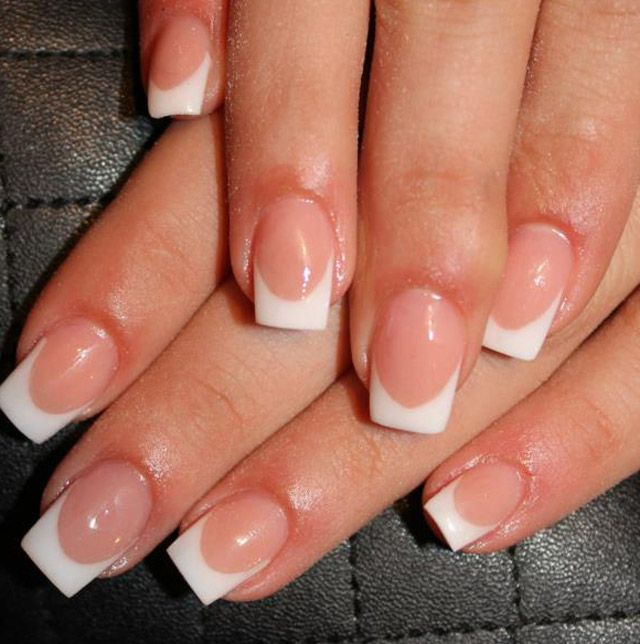 Acrylic Nails French: Best 25+ Modern Nails Ideas On Pinterest