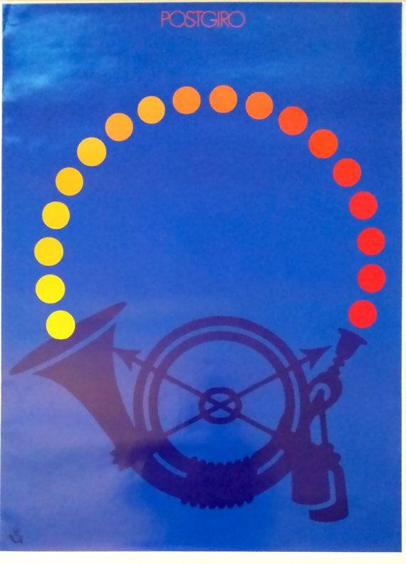 1988 Postal Advertisement by Per Arnoldi  by OutofCopenhagen