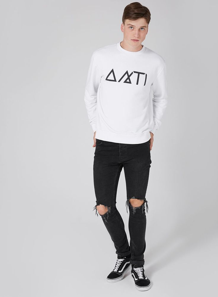 ANTIOCH Symbols Sweatshirt*