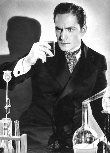 Fredric March in Dr. Jekyll and Mr. Hyde (1931)