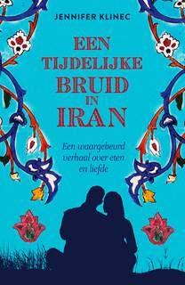 Een tijdelijke bruid in Iran: een waargebeurd verhaal over eten en liefde - Jennifer Klinec. Een britse vrouw, eigenares van een kookschool, reist naar Iran om daar bijzondere recepten te vinden en raakt daar verliefd op een Iraanse man, maar krijgt te maken met cultuurverschillen. Reserveer: http://www.theek5.nl/iguana/?sUrl=search#RecordId=2.335222