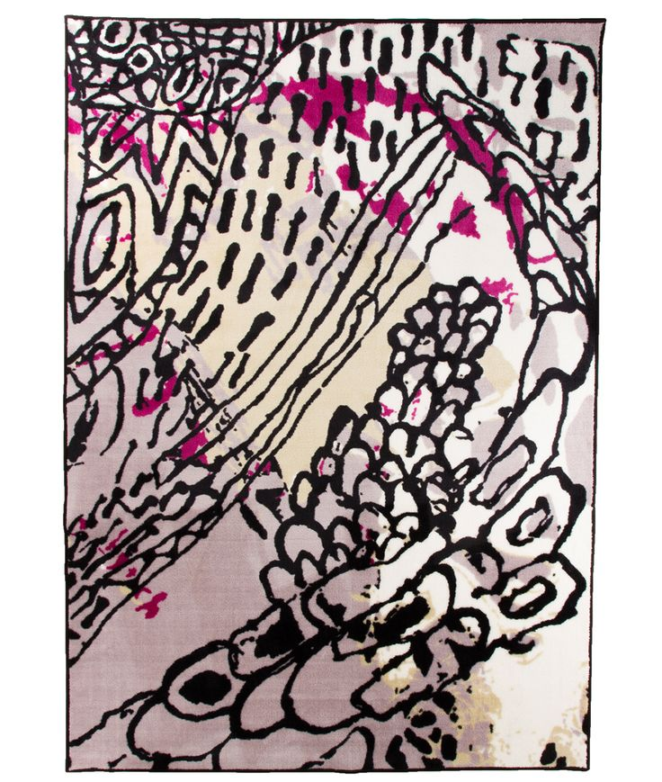 Vallila Interior AW14, Hedelmäpuutarha rug pink 160x230cm