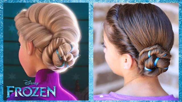 frozen hairstyles ideas