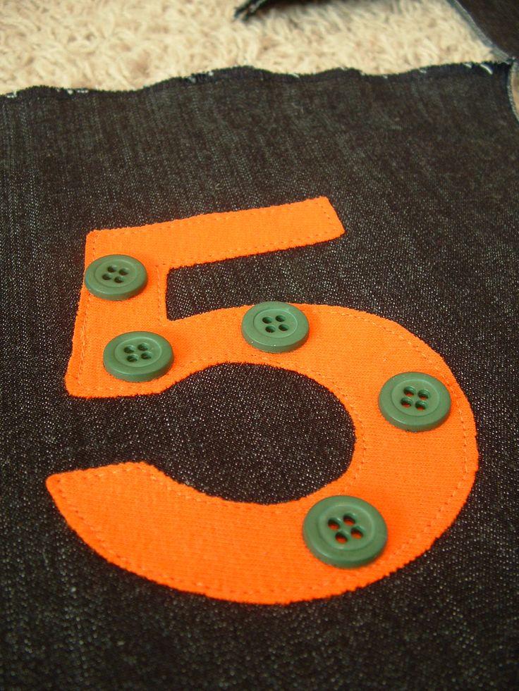 Fun number manipulatives 1-20