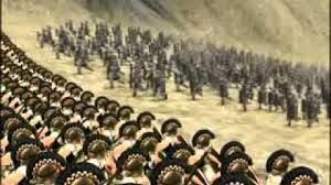 at the actual complete during thermopylae that spartan troops
