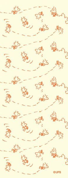 "Rakuten: 注染 Japanese towel [neutral] Snoopy (peanut) ""Woodstock"" ◎- Shopping Japanese products from Japan"