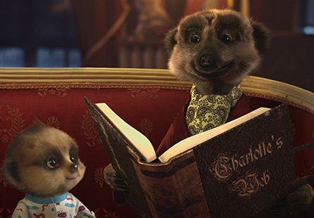 Oleg's Diary: Blog Updates From Baby Oleg   Compare the Meerkat