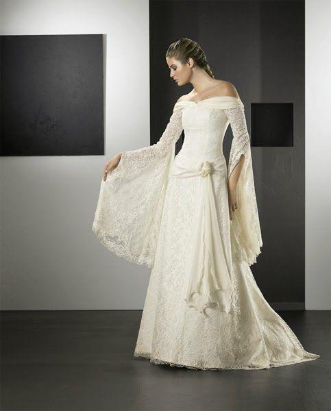 vestidos cortos de novia elficas - Buscar con Google