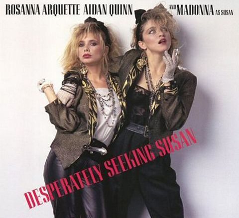 Desperately Seeking Susan -: 80S Movie, Desperately Seeking Susan, Icons 80S, Style Icons, 80S Style, Cult Movie, Desperate Seeking Susan, High Schools, 80S Film