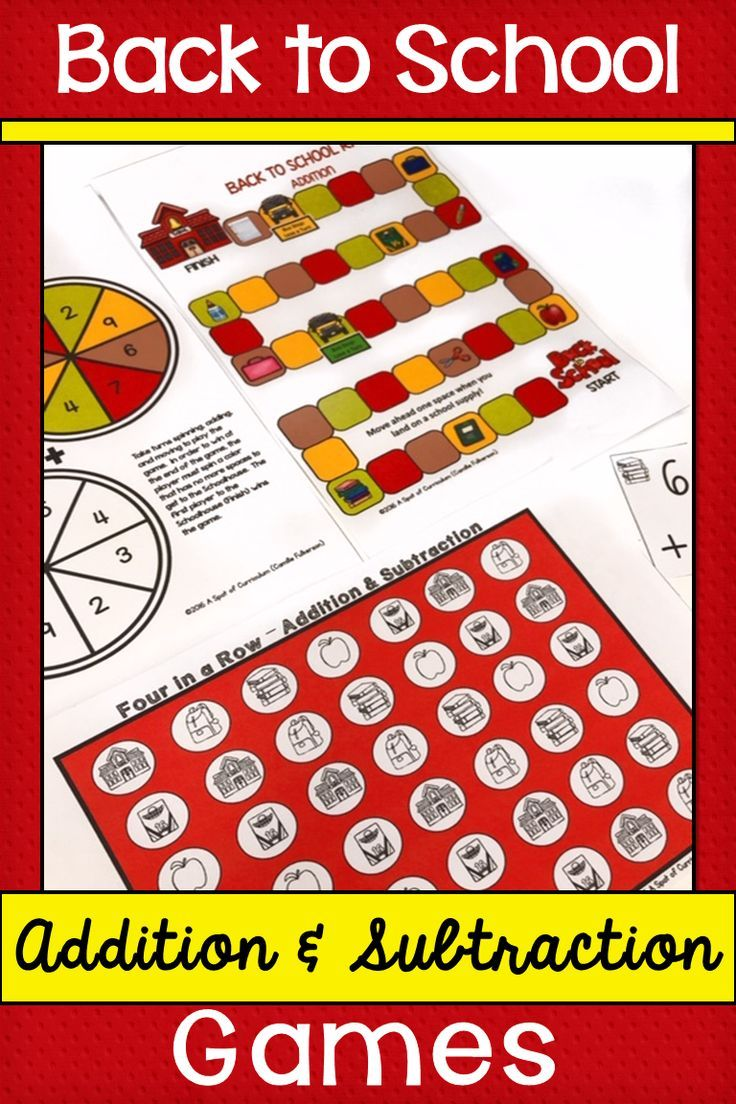 Addition And Subtraction Games And Activities Grades K 1 Unifix Cube Activities Subtraction Games Addition And Subtraction