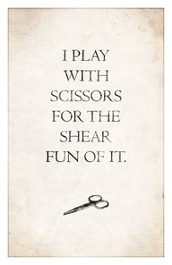 cosmetologist subway art: Hairstylists Quotes, Hair Stylists, Hair Problems, Hairstylists Things, Scissors, Plays, Humor Quotes, Hair Quotes, Shears Fun