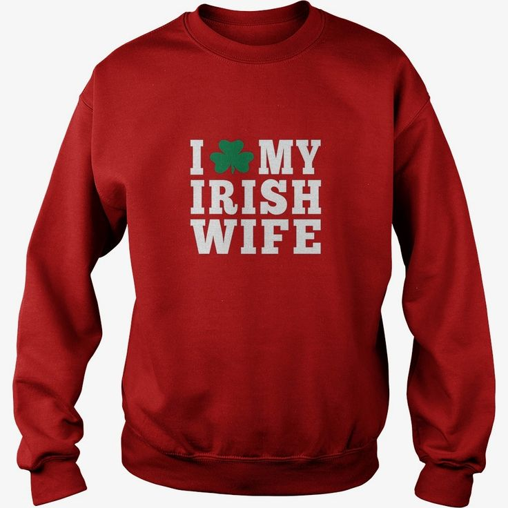 I Love My Irish Wife Friendship Couple Married T-shirt, Order HERE ==> https://www.sunfrog.com/LifeStyle/114059180-433177484.html?47756, Please tag & share with your friends who would love it, ginger smoothie, ginger bread, ginger lynn #nature, #cooking, #receipe  #redhead sayings hair colors, #redhead sayings people, redhead sayings life  #entertainment #food #drink #gardening #geek #hair #beauty #health #fitness #history
