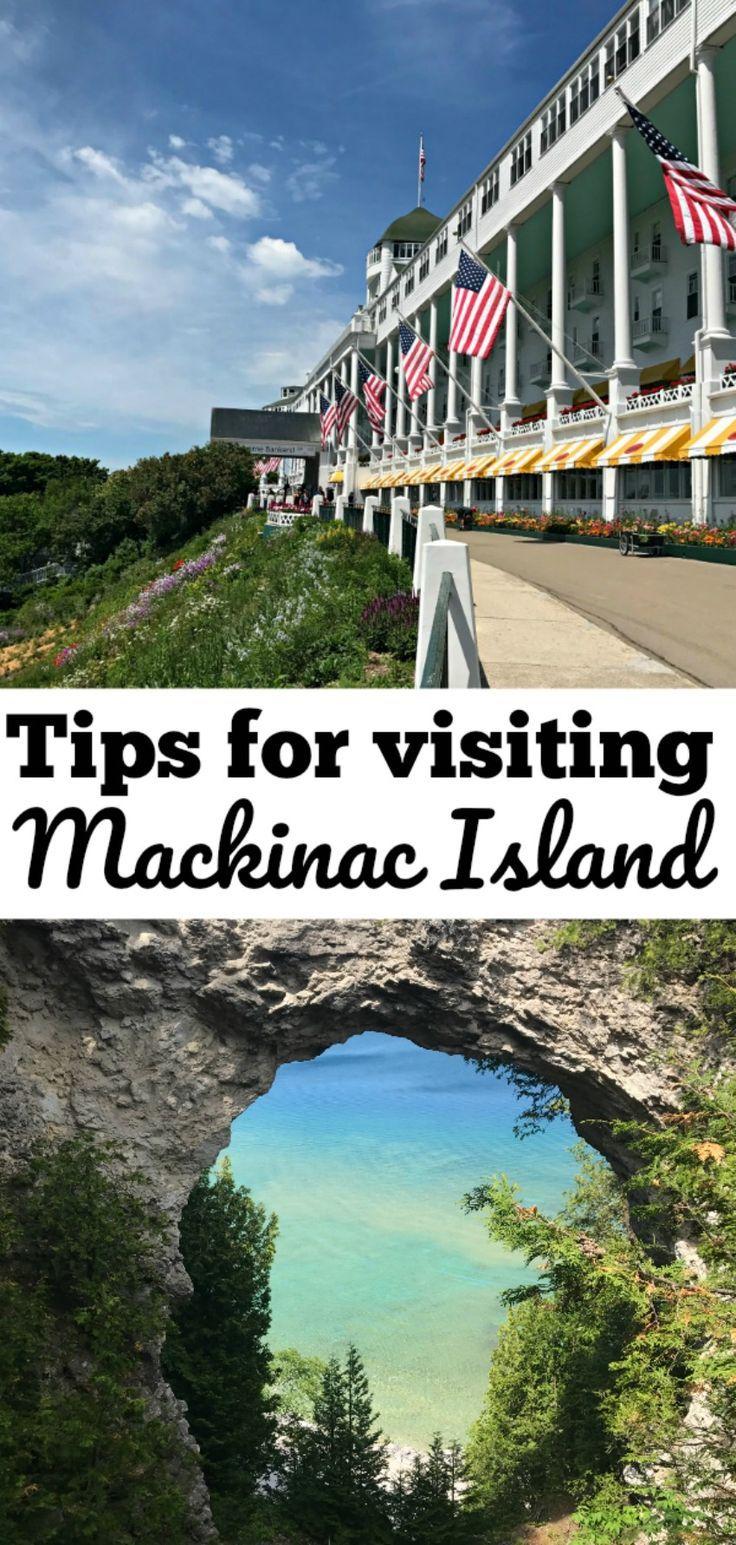 Why You Need To Visit Mackinac Island Mackinac Island Best Island Vacation Island Travel