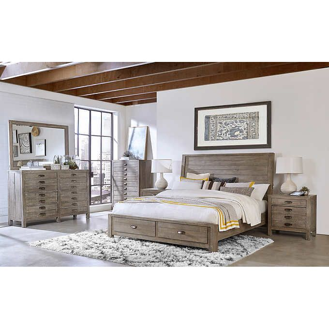 Dandridge 6-piece Queen Storage Bedroom Set | King bedroom ...