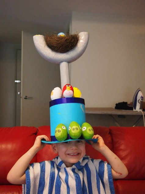Angry_birds_  easter hat