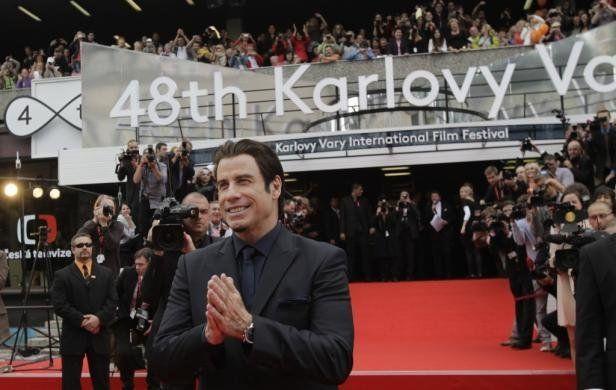 International Film Festival Karlovy Vary #karlovyvary #kviff #mffkv #mff #festival #film # Johntravolta #travolta