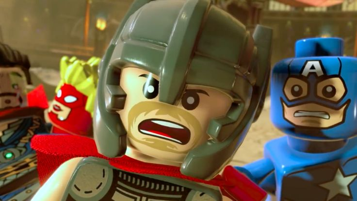 LEGO Marvel Super Heroes 2 Official Thor Trailer Get ready to Thor down. November 02 2017 at 01:55PM  https://www.youtube.com/user/ScottDogGaming