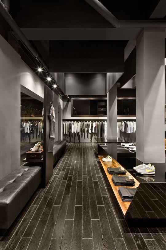 Aegis Flagship Store Shanghai By COORDINATION ASIA