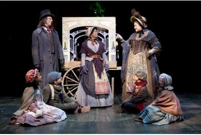 Discuss the theme of ''redemption'' in Charles Dickens' A Christmas Carol.