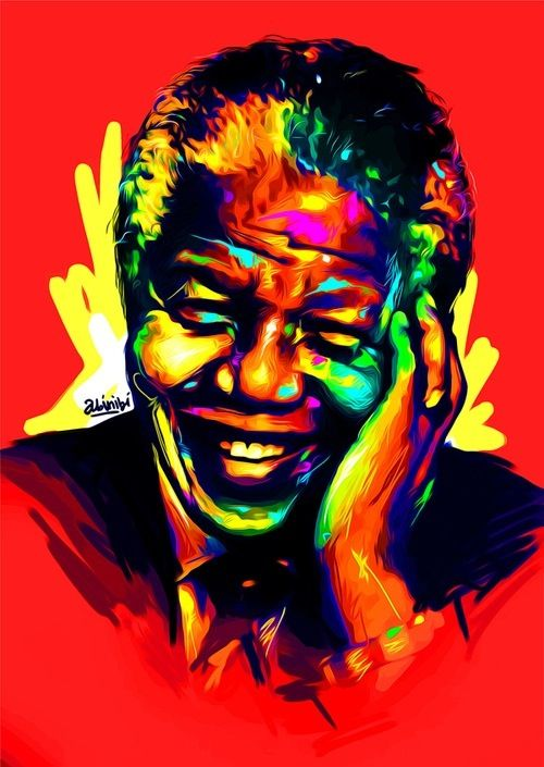 A courageous and kind, special human being and he will be missed. Nelson Mandela, RIP