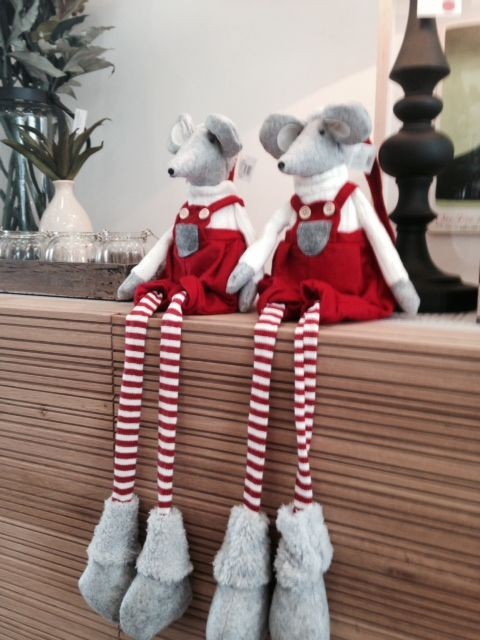 Cute Christmas Mice!