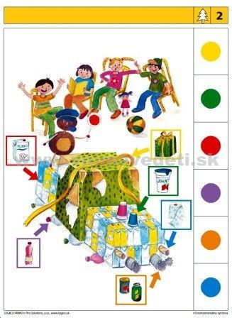 Logico Primo Environmentálna výchova - autokorektívne karty
