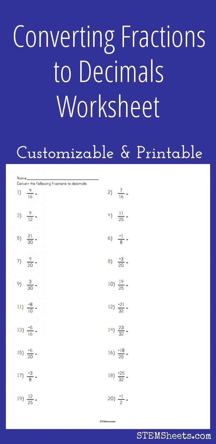 Best 25+ Decimals worksheets ideas on Pinterest ...