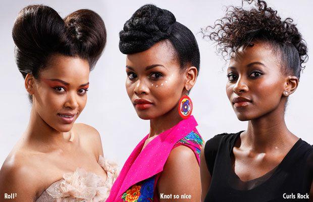 SAFW latest hair trends