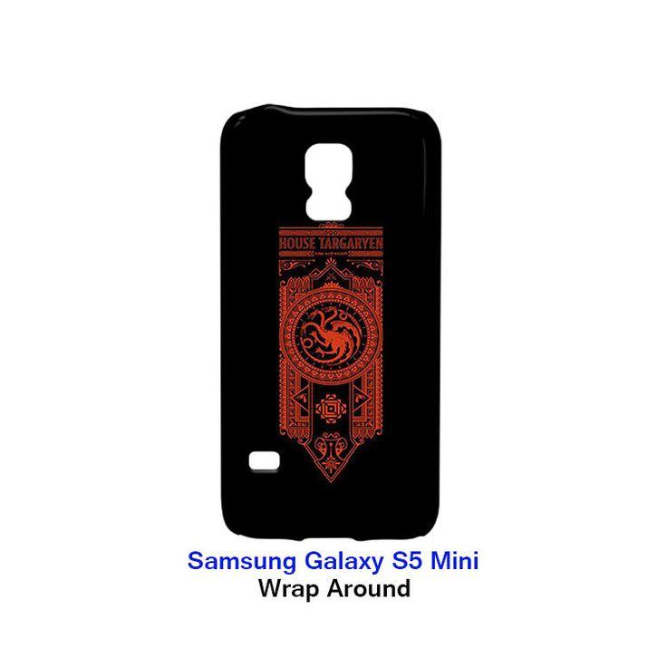 Deathly Hallows Harry Potter Samsung Galaxy S5 Mini Case