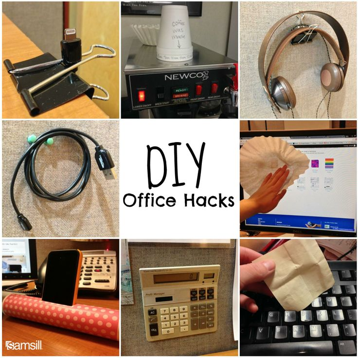 17 Best Images About Office DIY On Pinterest