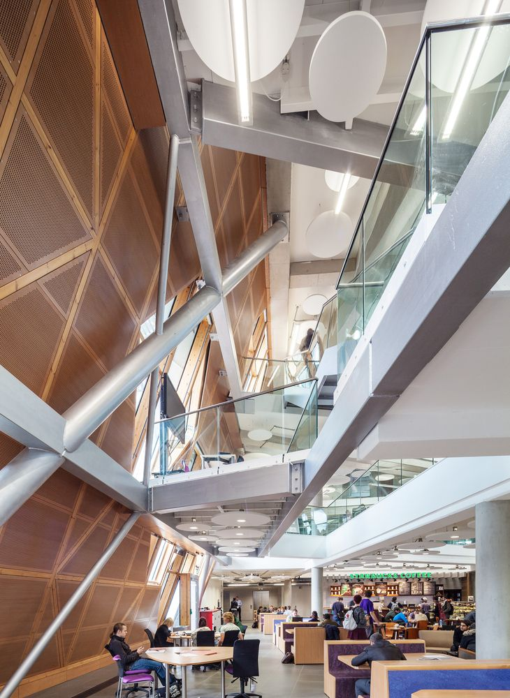 Gallery - Coventry University, Faculty of Engineering and Computing / Arup Associates - 1